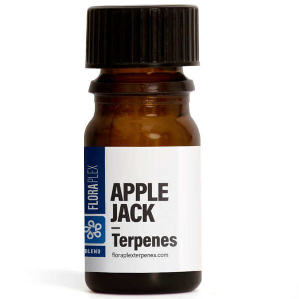 Apple Jack Terpenes Blend - Floraplex 5ml Bottle