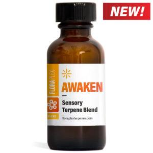 Awaken Terpene Sensory Blend - Floraplex 30ml Bottle