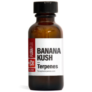 Banana Kush Terpenes Blend - Floraplex 30ml Bottle