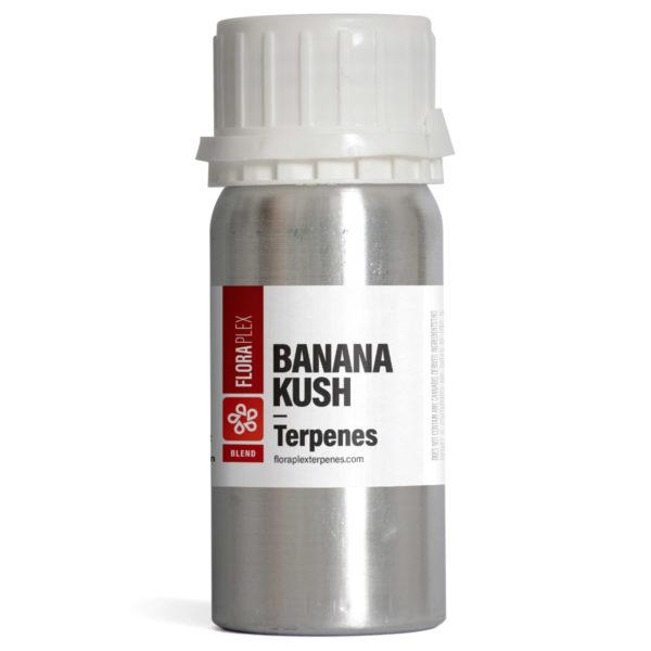 Banana Kush Blend - Floraplex 4oz Canister