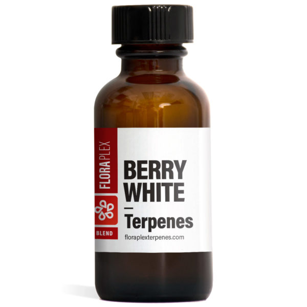 Berry White Terpenes Blend - Floraplex 30ml Bottle