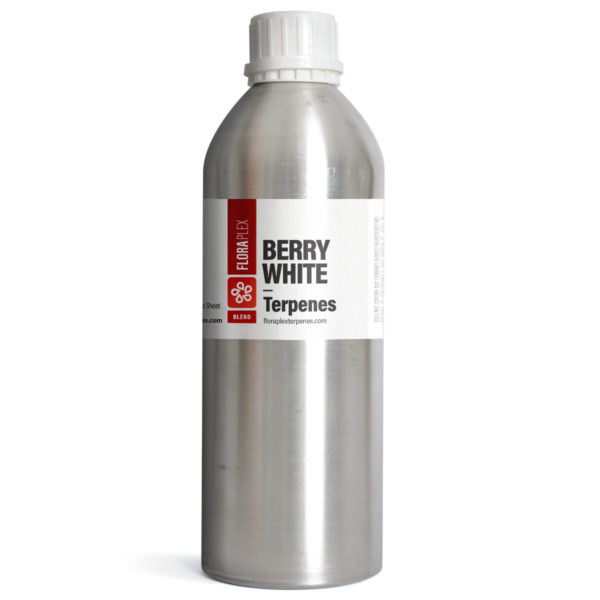 Berry White Terpene Blend - Floraplex 32oz Canister