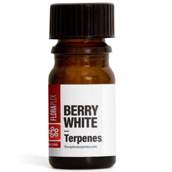 Berry White Terpenes Blend - Floraplex 5ml Bottle