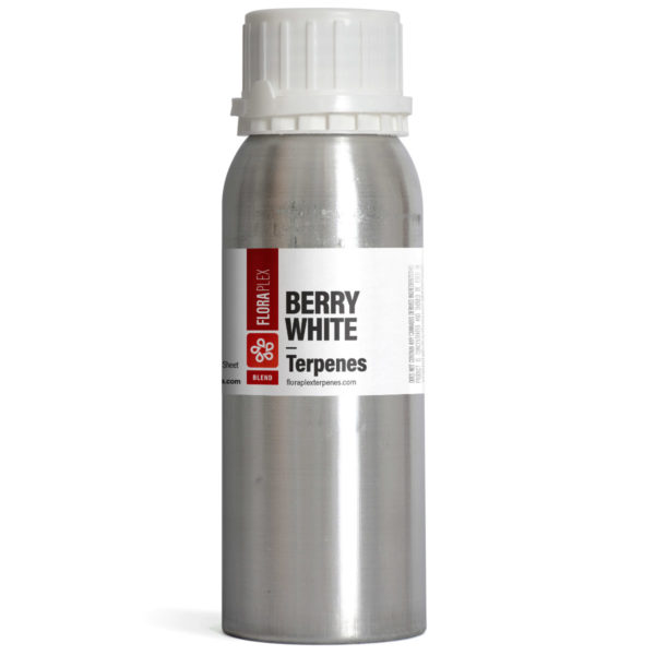 Berry White Blend - Floraplex 8oz Canister