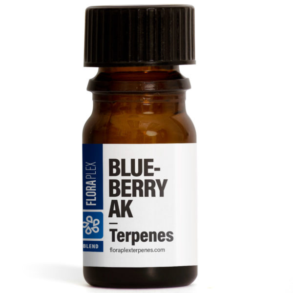 Blueberry AK Terpenes Blend - Floraplex 5ml Bottle