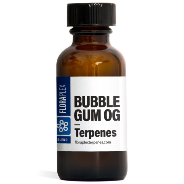 Bubble Gum OG Terpene Blend - Floraplex 30ml Bottle