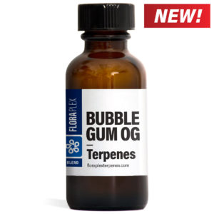 Bubble Gum OG Terpene Blend - Floraplex