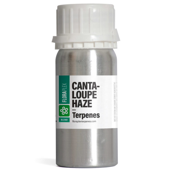Cantaloupe Haze Terpene Blend - Floraplex 4oz Canister