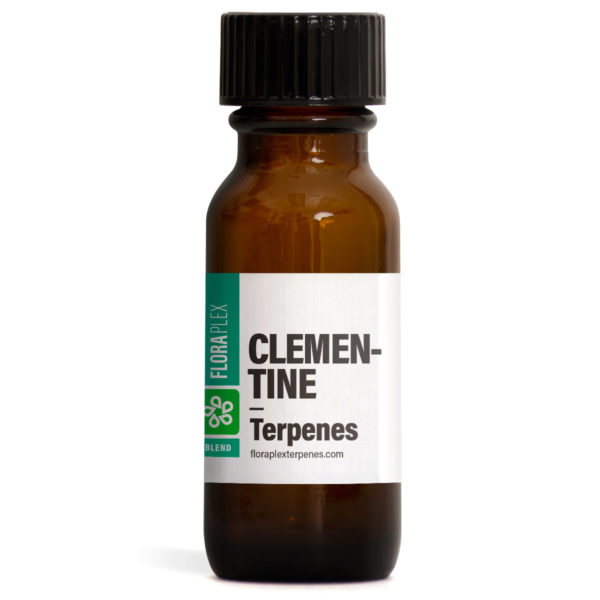 Clementine Terpenes Blend - Floraplex 15ml Bottle