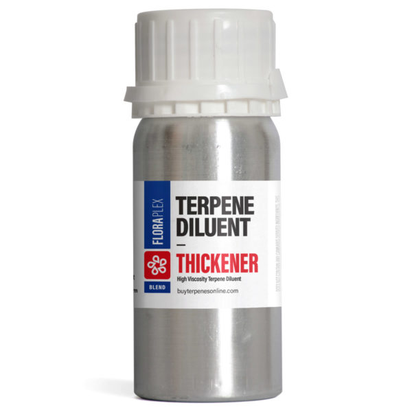 Terpene Diluent High Viscocity - Floraplex 4oz Canister