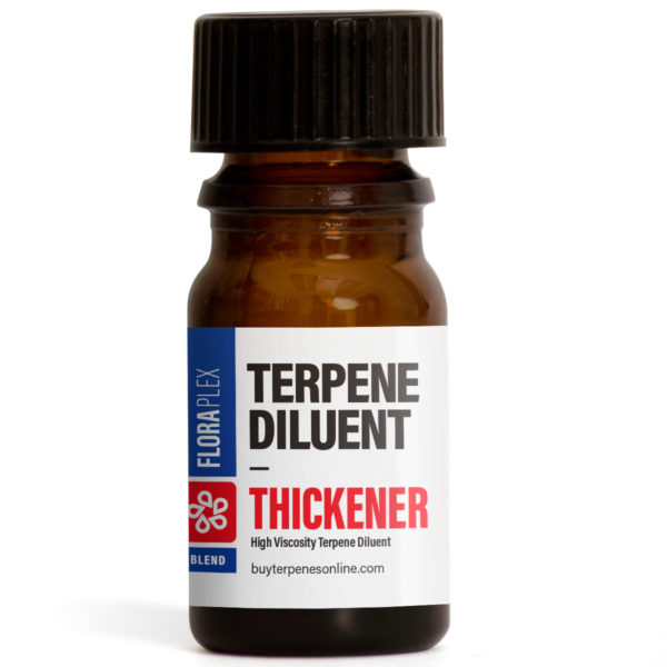 Terpene Diluent High Viscocity - Floraplex 5ml Bottle