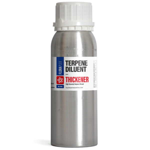 Terpene Diluent High Viscocity - Floraplex 8oz Canister