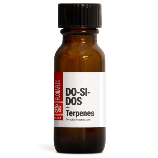 Do-Si-Dos Terpenes Blend - Floraplex 15ml Bottle