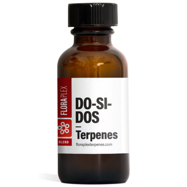 Do-Si-Dos Terpenes Blend - Floraplex 30ml Bottle
