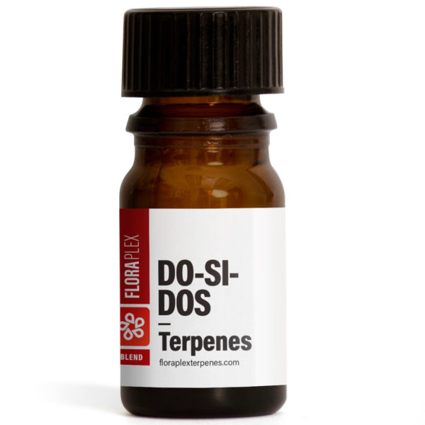 Do-Si-Dos Terpenes Blend - Floraplex 5ml Bottle