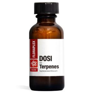 Dosi Terpene Blend - Floraplex 30ml Bottle