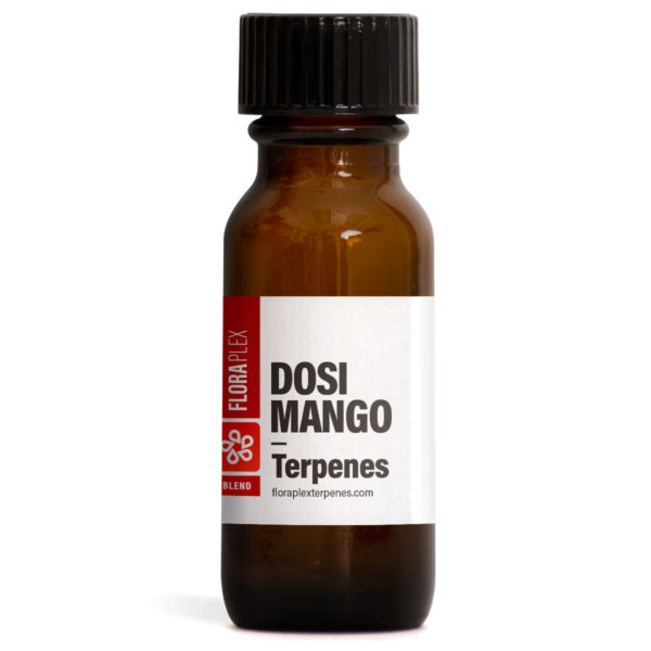 Dosi Mango Terpene Blend - Floraplex 15ml Bottle