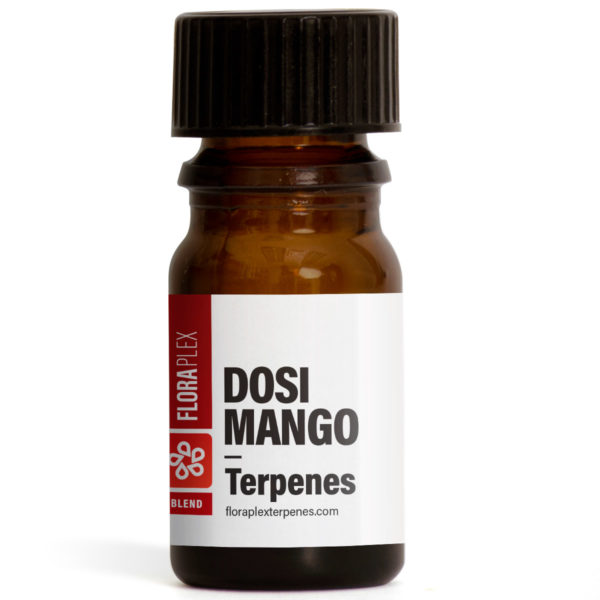 Dosi Mango Terpene Blend - Floraplex 5ml Bottle