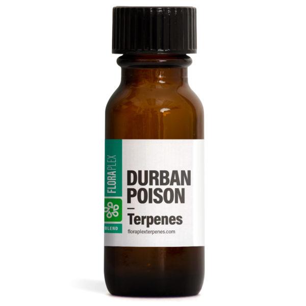 Durban Poison Terpenes Blend - Floraplex 15ml Bottle