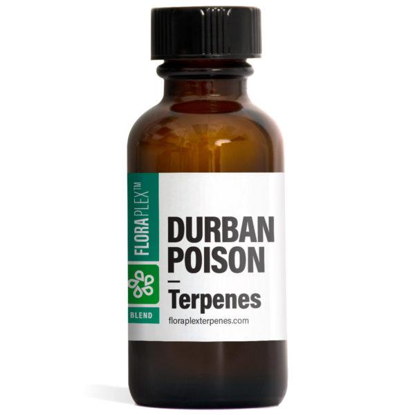 Durban Poison Terpenes Blend - Floraplex 30ml Bottle