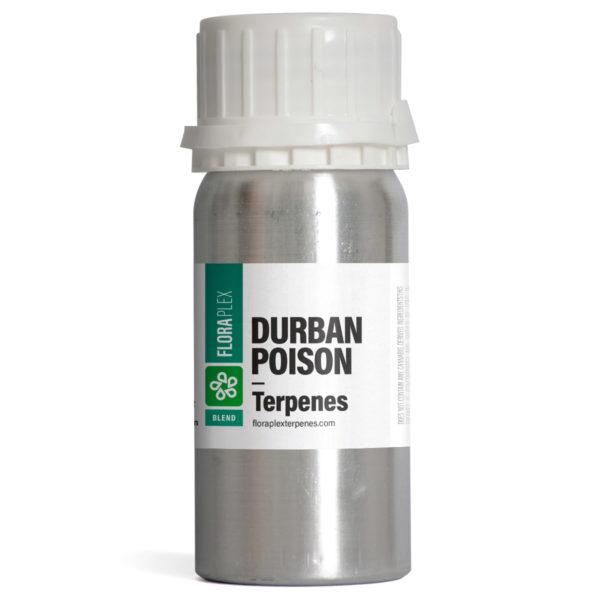 Durban Poison Blend - Floraplex 4oz Canister