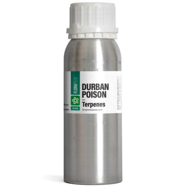 Durban Poison Blend - Floraplex 8oz Canister