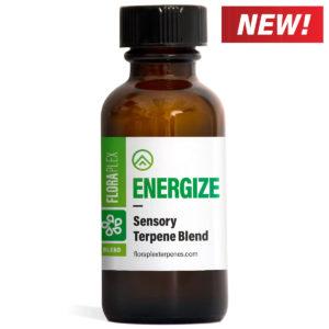 Energize Terpene Sensory Blend - Floraplex 30ml Bottle