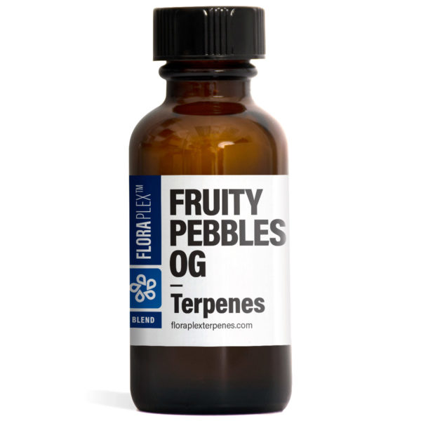 Fruity Pebbles OG Terpene Blend - Floraplex 30ml Bottle