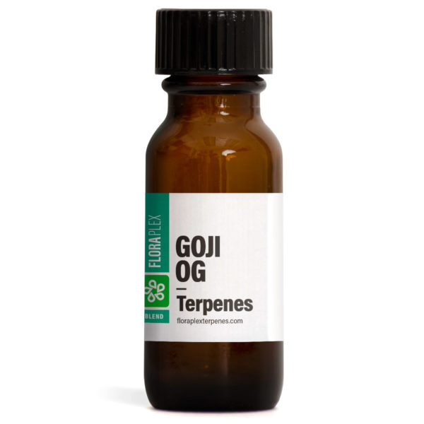 Goji OG Terpenes Blend - Floraplex 15ml Bottle