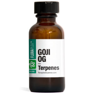 Goji OG Terpenes Blend - Floraplex 30ml Bottle