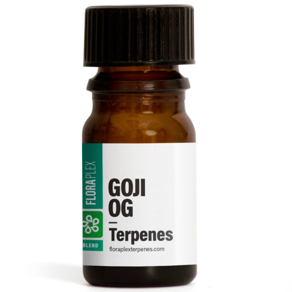 Goji OG Terpenes Blend - Floraplex 5ml Bottle