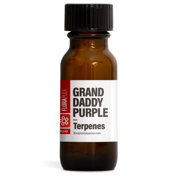 Granddaddy Purple Terpenes Blend - Floraplex 15ml Bottle