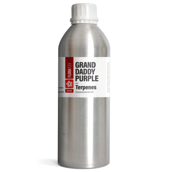 Granddaddy Purple Terpene Blend - Floraplex 32oz Canister