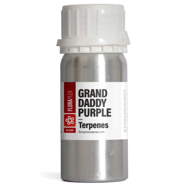 Granddaddy Purple Blend - Floraplex 4oz Canister