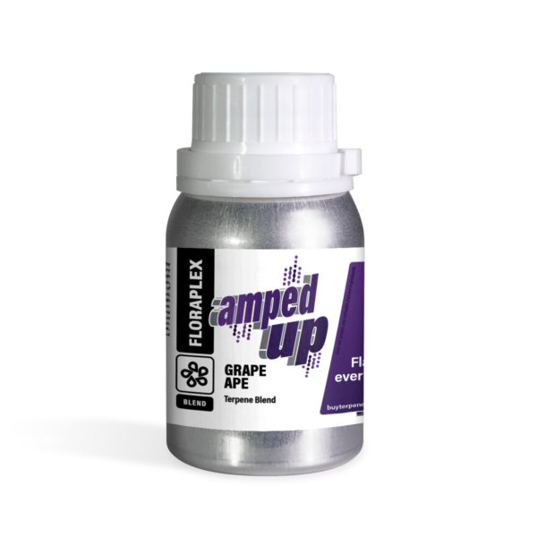 Grape Ape Amped Up - Floraplex 4oz Canister