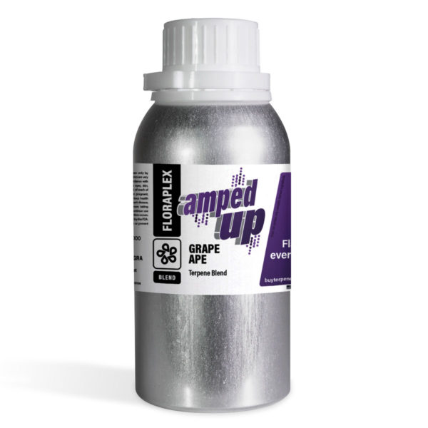 Grape Ape Amped Up - Floraplex 8oz Canister