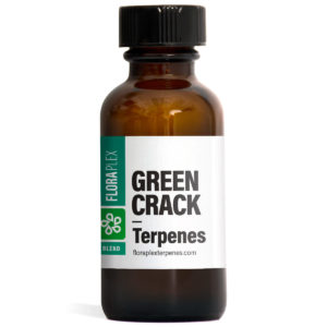 Green Crack Terpenes Blend - Floraplex 30ml Bottle