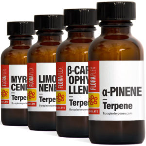 Isolated Terpenes Starter Pack - Floraplex Terpenes