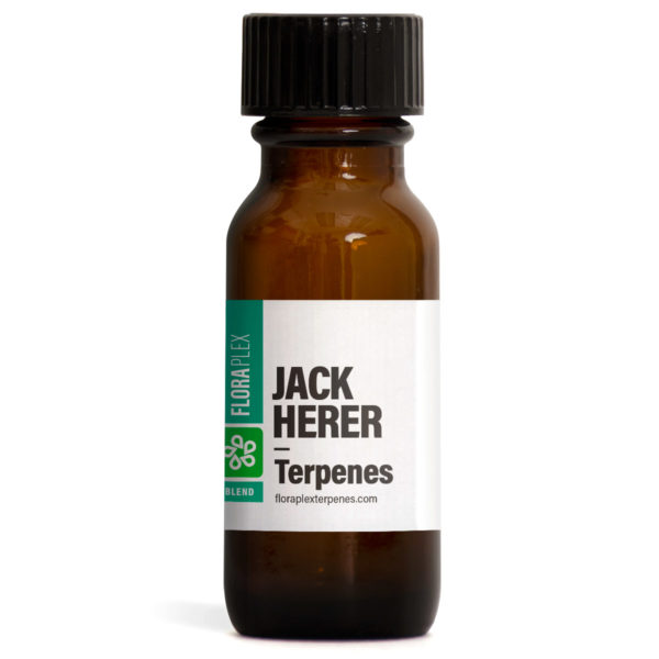 Jack Herer Terpenes Blend - Floraplex 15ml Bottle