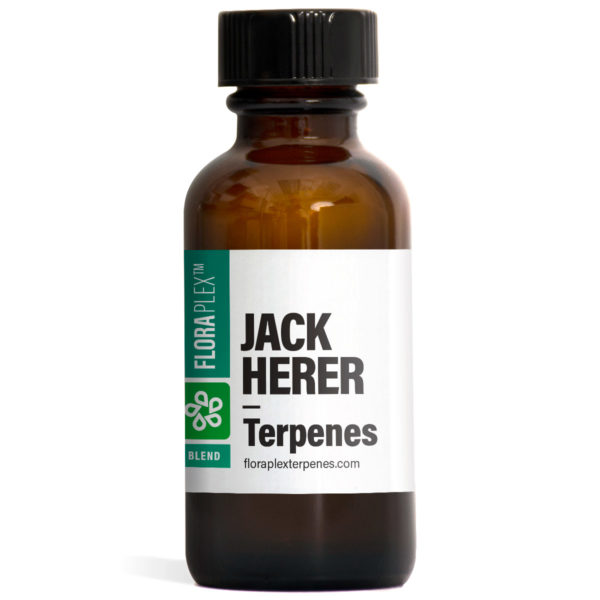 Jack Herer Terpenes Blend - Floraplex 30ml Bottle