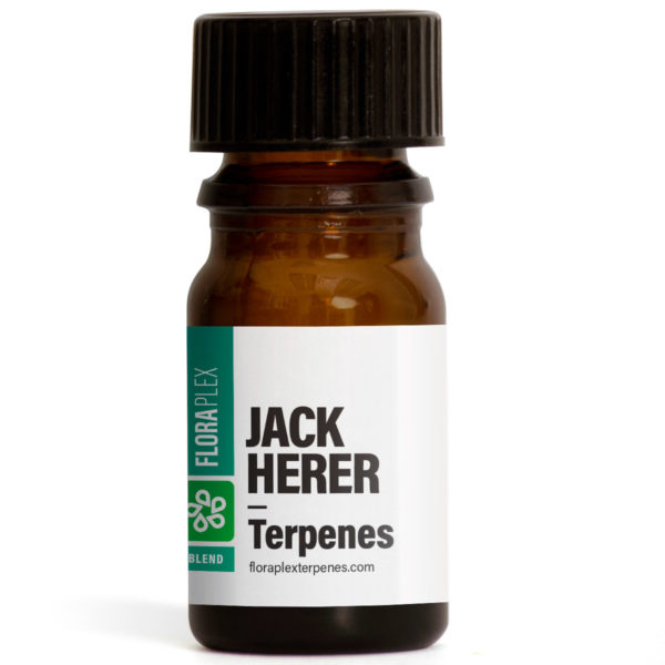 Jack Herer Terpenes Blend - Floraplex 5ml Bottle