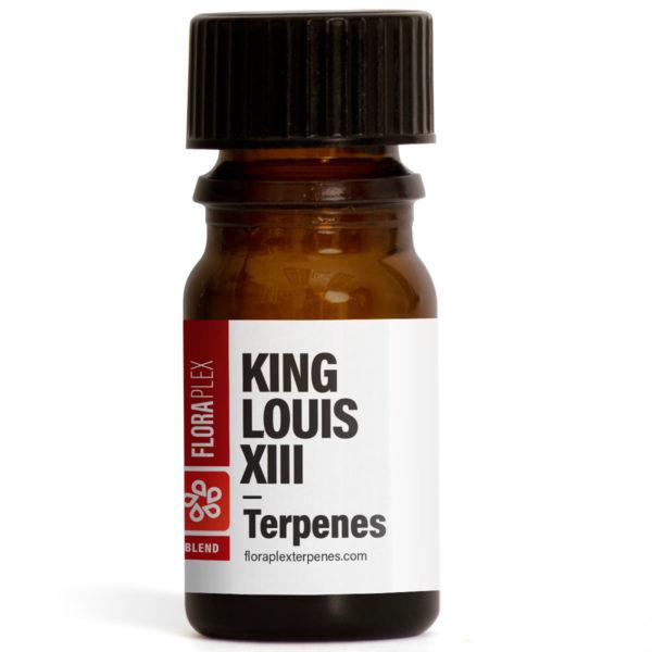 King Louis XIII Terpenes Blend - Floraplex 5ml Bottle