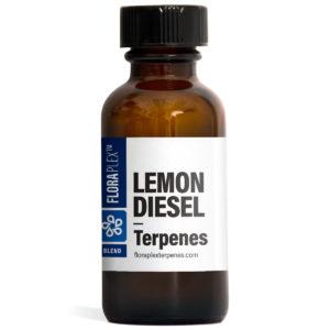 Lemon Diesel Terpenes Blend - Floraplex 30ml Bottle