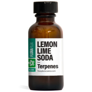 Lemon Lime Soda Blend - Floraplex 30ml Bottle
