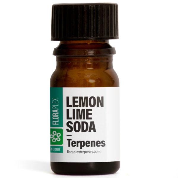 Lemon Lime Soda Terpene Blend - Floraplex 5ml Bottle