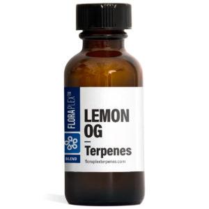 Lemon OG Terpenes Blend - Floraplex 30ml Bottle