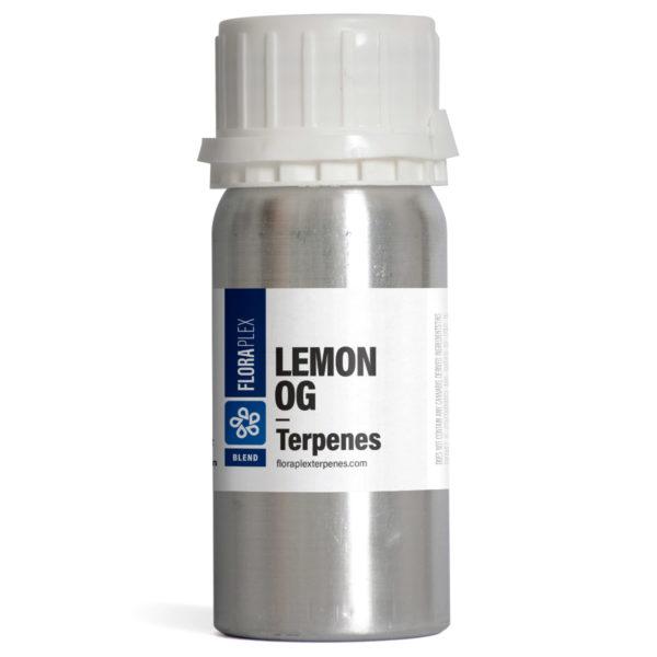 Lemon OG Blend - Floraplex 4oz Canister