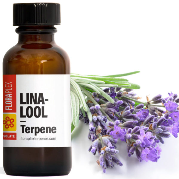 Linalool - Floraplex Terpenes