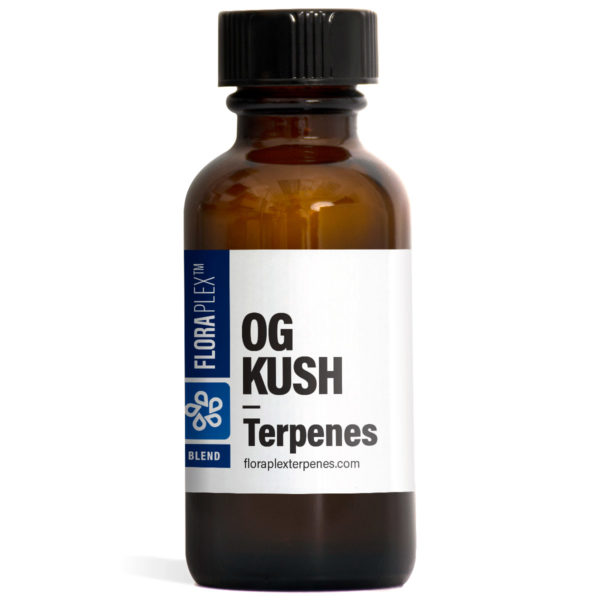 OG Kush Terpenes Blend - Floraplex 30ml Bottle