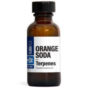 Orange Soda Terpene Blend - Floraplex 30ml Bottle
